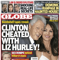 Bill clinton elizabeth hurley affair