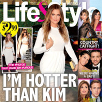 Khloe hotter than kim