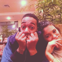 Kylie Jenner and Lil Za