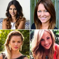 Bachelor top 4 girls