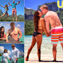 Sean lowe catherine giudici honeymoon pics