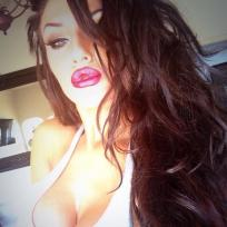 Courtney Stodden Lips