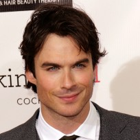 Ian somerhalder is hot
