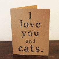 I Love You and Cats