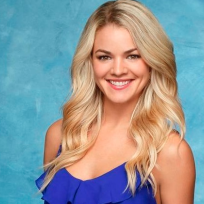 Nikki ferrell of the bachelor
