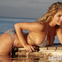 Kate Upton: 2014 SI Swimsuit Pic