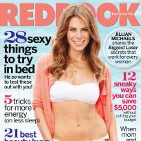 Jillian Michales for Redbook