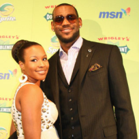 LeBron James, Fiancee