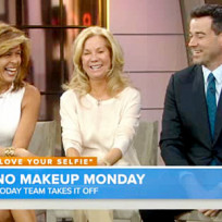 Today Show No Makeup Monday