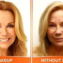 Kathie lee gifford no makeup