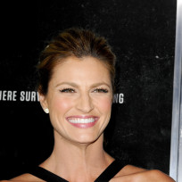 Erin Andrews with a Smile
