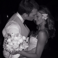 Tom brady and gisele so in love