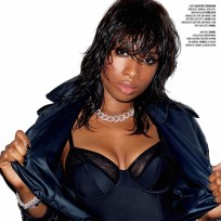 Jennifer Hudson V Magazine Photo