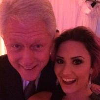 Bill-clinton-and-demi-lovato