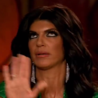 Teresa Giudice: Talk to the Hand