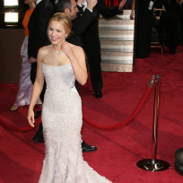 Kristen Bell at the Oscars
