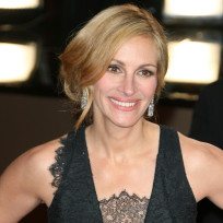 Julia roberts at the oscars