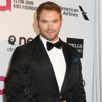 Kellan Lutz at Oscars After-Party
