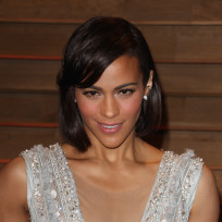 Paula patton goes stag
