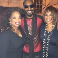 Oprah and Snoop Picture
