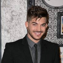 Adam lambert looking dapper