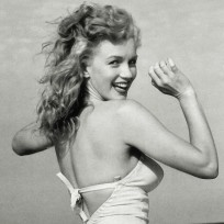 Marilyn Monroe Swimsuit Photo