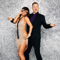Drew carey and cheryl burke