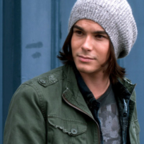 Tyler Blackburn as Caleb