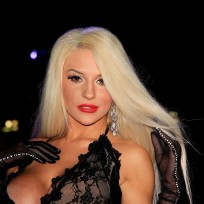 Courtney Stodden: Style Fashion Week Pic