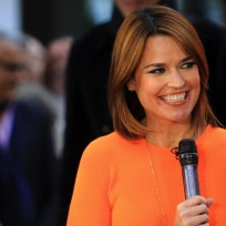 Savannah Guthrie as Co-Anchor