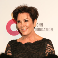 Kris Jenner Red Carpet Image