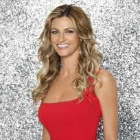 Grade Erin Andrews as host of Dancing with the Stars.
