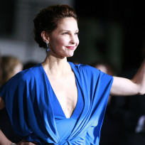 Ashley judd at divergent premiere