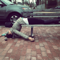 Drunk and Flexible