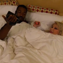 Ray J and Joan Rivers Sex Tape Still