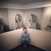 Beyonce at the anne frank museum