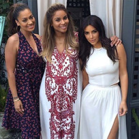 Kim kardashian ciara and lala