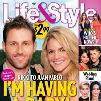 Nikki ferrell pregnant omg