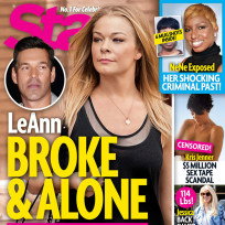 LeAnn Rimes: Star Magazine Cover