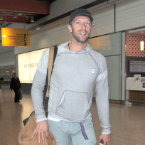Chris Martin Airport Image