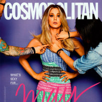 Kaley Cuoco: Cosmopolitan Photo