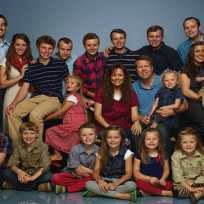 A duggar family pic