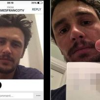 James Franco Instagram Seduction!