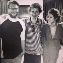 Selena Gomez, Orlando Bloom, Seth Rogen