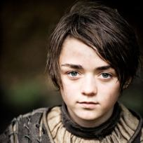 Maisie Williams as Arya Stark Photo