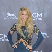 Shakira-at-the-2014-acms
