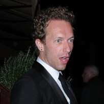 Chris martin shocked