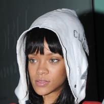 Rihanna hoodie photo