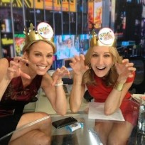 Amy robach and lara spencer