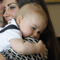 Royal Baby Hug